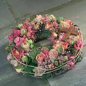 Krásná květinová dekorace
