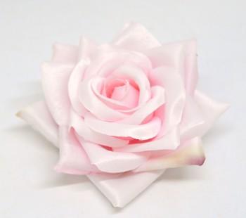 Umělá květina, vazbové květy Růže Scarlett sweet pink