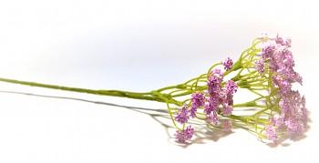 Umělá květina Gypsohila růžová
