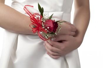 svatební náramek