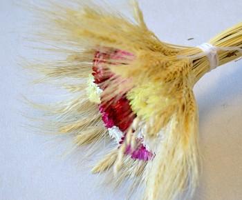 Podzimní kytice Slamněnka