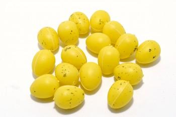 Velikonoční vajíčko ŽLUTÉ  MALIČKÉ