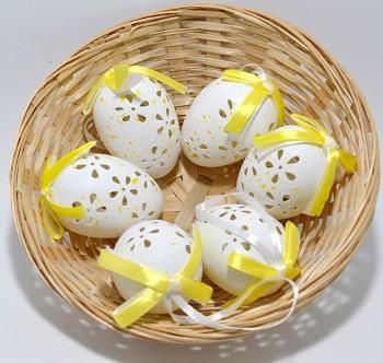 Velikonoční vajíčko BÍLÁ MADEIRA