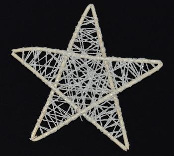 Vánoční ozdoba Hvězdička malá