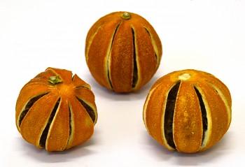 Sušené plody ORANGE WHOLE, suché plody na aranžování