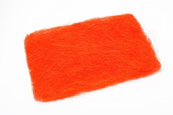 Sisalové vlákno tmavě oranžová