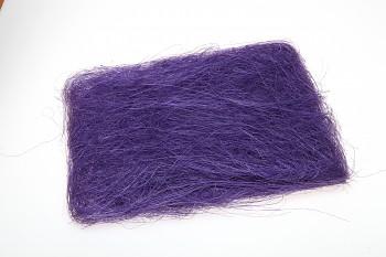 Sisalové vlákno tmavě fialová