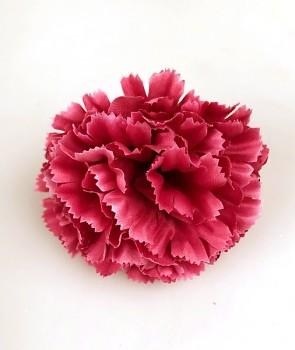 Umělé květiny Karafiát růžový 9 cm