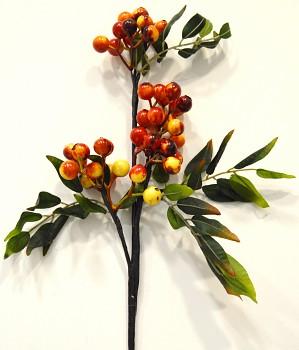 Umělé květiny Podzimní větvev