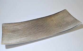 Dřevěný podnos hnědá patina
