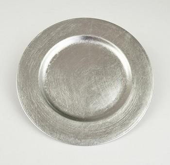 Podnos Stříbrný talíř