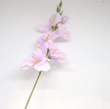 Umělé květiny GLADIOLA FIALOVÁ