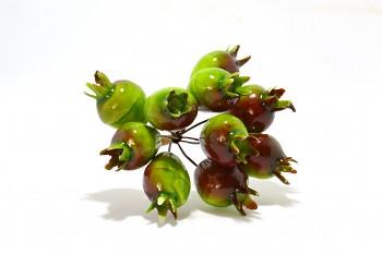 Šípky zelené, podzimní dekorace