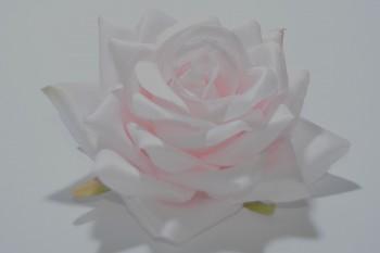 Umělá květina Růže Tamara růžová