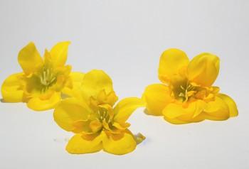 Umělá květina ŽLUTÝ KVĚT