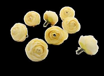 Umělá květina  POUPÁTKO CHAMPANG