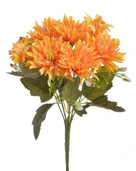 Umělá květina ASTRA ŽLUTÁ