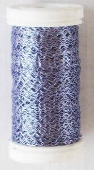 Dekorační  drátek fialový