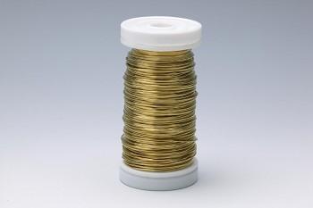 Dekorační  drátek zlato